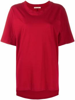 Marni gathered back T-shirt THJE0157EXTCY68