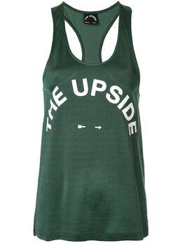 The Upside топ без рукавов Brooklyn USW419023