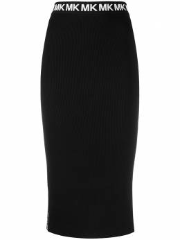 MICHAEL Michael Kors юбка с логотипом MF97F1LBVC
