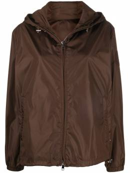 Moncler hooded zip-up jacket 1A72100C0417