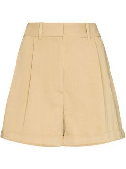 Nili Lotan шорты со складками 10839W731