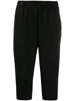 Comme Des Garcons Comme Des Garcons укороченные зауженные брюки REP007