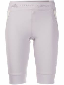 Adidas by Stella McCartney panelled running shorts FK9713