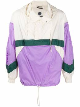 Isabel Marant Kizzyh colour-block windbreaker MA074620P001V