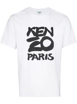 Kenzo Logo print T-shirt FA55TS0184SA