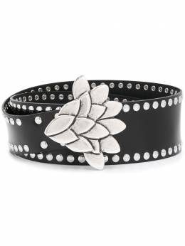 Isabel Marant leather studded belt CE041620E004A
