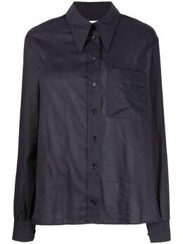Lemaire рубашка с длинными рукавами W202SH227LF322