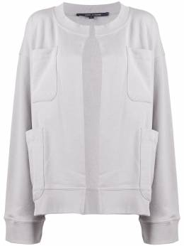 Sofie D'hoore oversized long-sleeve jacket TURTLEJFLE