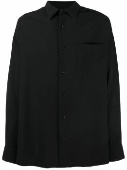 Ami Paris рубашка оверсайз E20HC102415