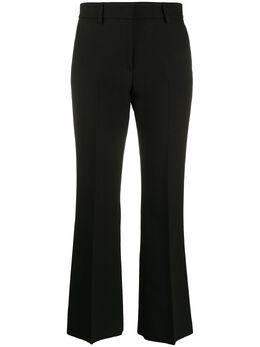MSGM расклешенные брюки 2841MDP17207100