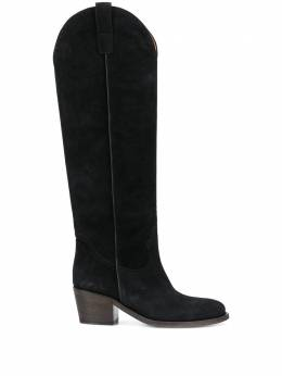 Via Roma 15 textured knee-length boots 3115086