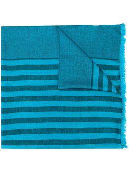Haider Ackermann длинный шарф в полоску 1944506422
