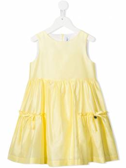 Simonetta satin flared dress 1M1042MB220