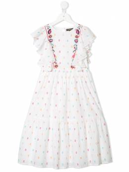 Velveteen платье Monica в горох S20G07069MDCV