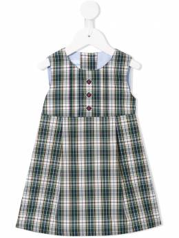 Familiar клетчатое платье 127285