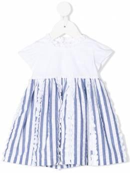 Il Gufo платье с оборками P20VM563C1057