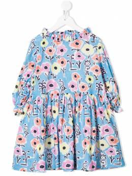 Raspberry Plum платье с цветочным принтом D2PTSS20