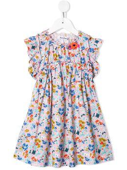 Familiar платье миди с цветочным принтом 347391