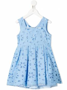 Mi Mi Sol платье без рукавов с люверсами MFAB059TS0201