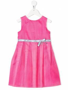 Miss Blumarine платье с лентой MBL2784