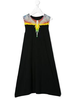 Marcelo Burlon Kids Of Milan платье с принтом 41550010