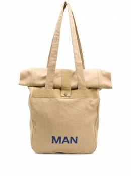 Junya Watanabe Man сумка на плечо с логотипом WEK235S20