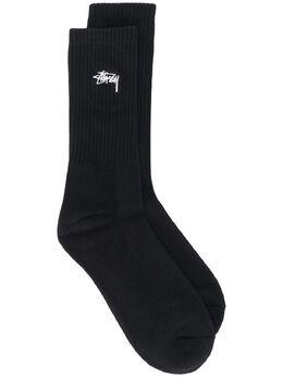 Stussy носки Stock с логотипом 138637