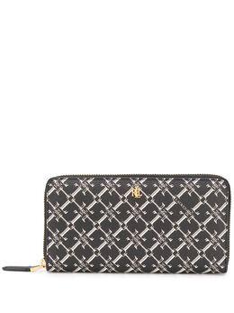 Lauren Ralph Lauren сумка-тоут с логотипом 432783321