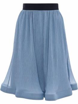 J.W. Anderson расклешенная плиссированная юбка SK0009PG0116820