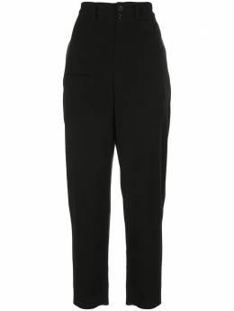 Y's креповые брюки с завышенной талией YSP04500