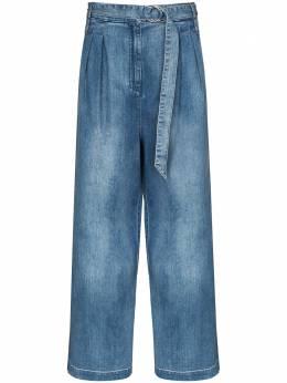 Tibi джинсы Stella широкого кроя R219VM3182