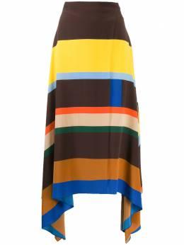 Chinti And Parker юбка асимметричного кроя в полоску SR1