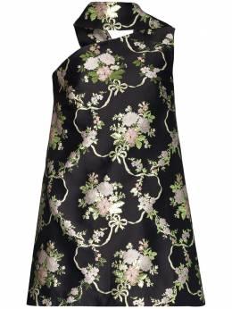 Taller Marmo платье мини Sheba без рукавов TMR1935A