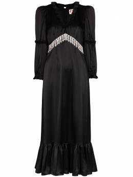 Shrimps платье миди Rosemary ROSEMARY