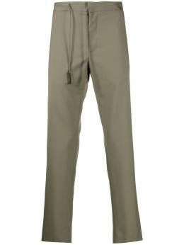Maison Margiela укороченные брюки с кулиской S50KA0522S52640
