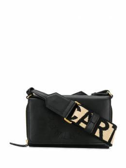 Stella McCartney мини-сумка через плечо с логотипом на ремне 700013W8542