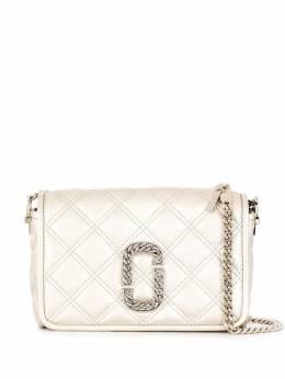 Marc Jacobs стеганая сумка на плечо Snapshot M0016043045