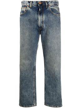 Maison Margiela укороченные джинсы средней посадки S51LA0109S30617