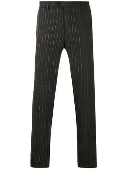 Etro брюки в полоску 1P4101264