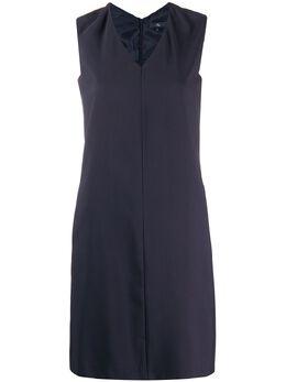 Fay платье-сарафан прямого кроя N8WE240552SRRSU807