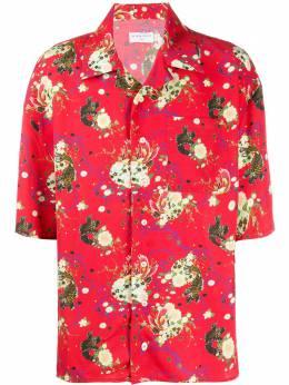Ih Nom Uh Nit рубашка с принтом Oriental NMS20210089