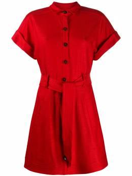 Veronica Beard платье-рубашка Sadia 2001SU0152789