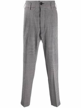 Vivienne Westwood клетчатые брюки George кроя слим S25KA0626S52610