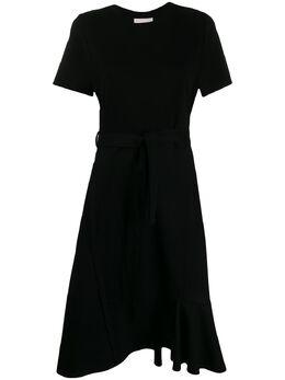 3.1 Phillip Lim расклешенное платье с завязками на поясе E2019243WTW