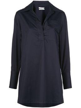 Co блузка свободного кроя с открытым воротником 1791STNESSN