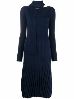Rokh платье в рубчик R3CA28MW