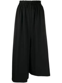 Y's широкие брюки асимметричного кроя YSP03100