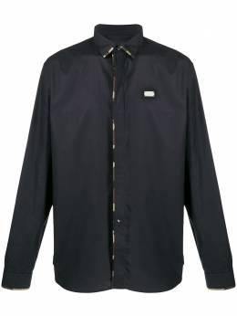 Philipp Plein рубашка с логотипом S20CMRP1188PTE003N