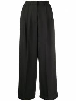 Fabiana Filippi укороченные брюки строгого кроя PAD260W8920000A611