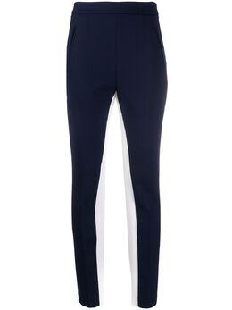 Stella McCartney брюки со вставками 600464SOA03